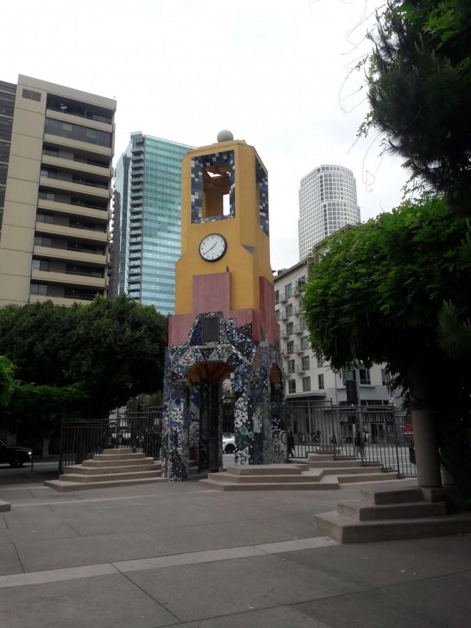один мой дождливый день в Даунтауне Лос-Анджелеса, фото 17