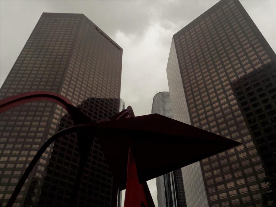 один мой дождливый день в Даунтауне Лос-Анджелеса, фото 36