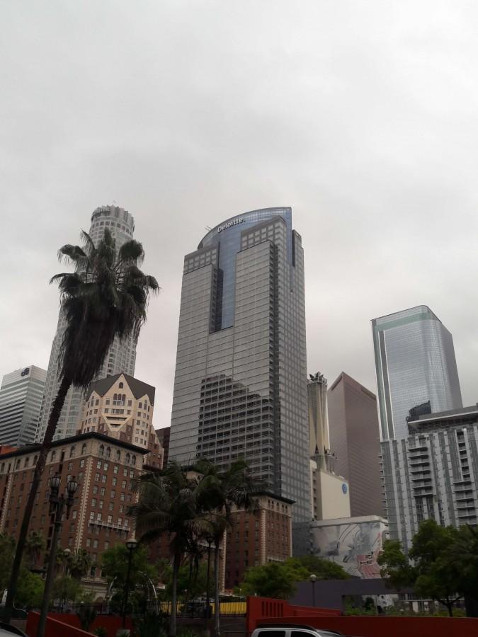 один мой дождливый день в Даунтауне Лос-Анджелеса, фото 43