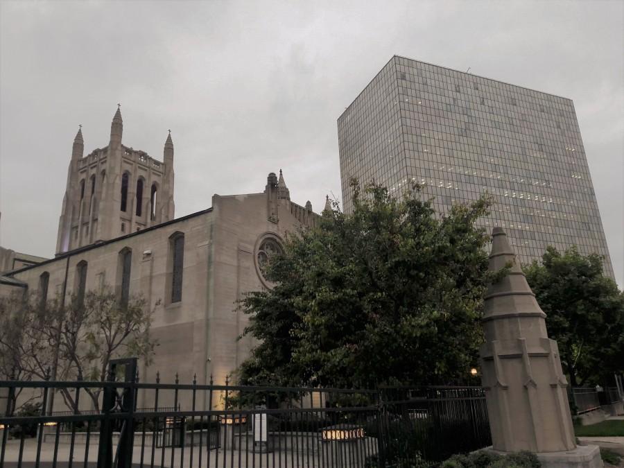 один мой дождливый день в Даунтауне Лос-Анджелеса, фото 49