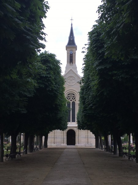 один мой день проведенный в Париже и его пригороде, фото 8