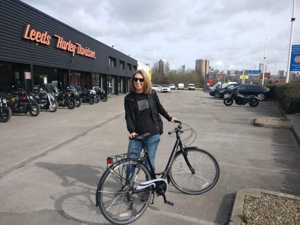 один мой день на открытие велосезона 2019 года, Англия, Лидс, фото 32