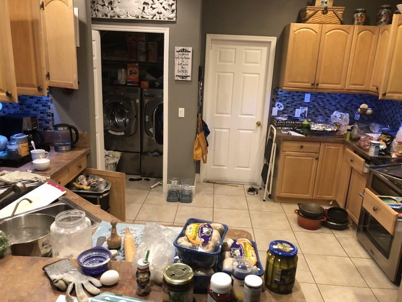один мой выходной, проведенный за домашними хлопотами, Флорида, США, фото 66