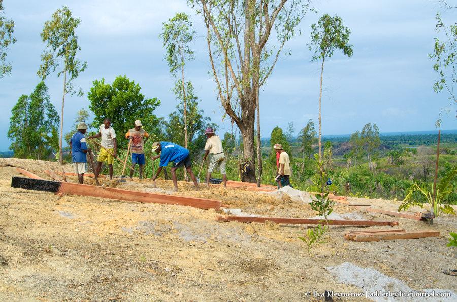 один рядовой день плантатора на Мадагаскаре, фото 12