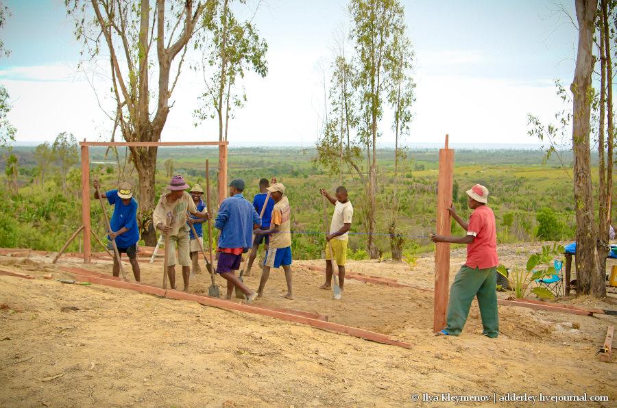 один рядовой день плантатора на Мадагаскаре, фото 13
