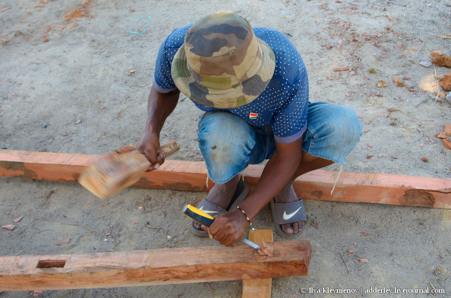 один рядовой день плантатора на Мадагаскаре, фото 14