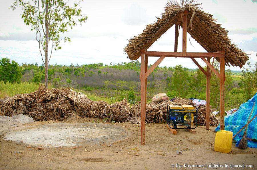 один рядовой день плантатора на Мадагаскаре, фото 17