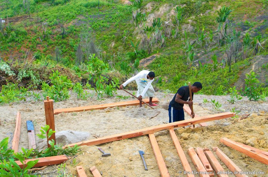 один рядовой день плантатора на Мадагаскаре, фото 24