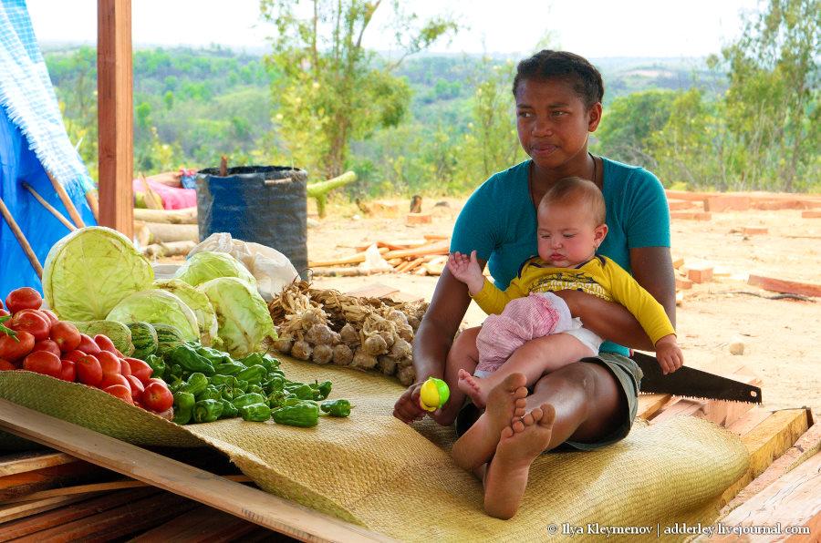 один рядовой день плантатора на Мадагаскаре, фото 29