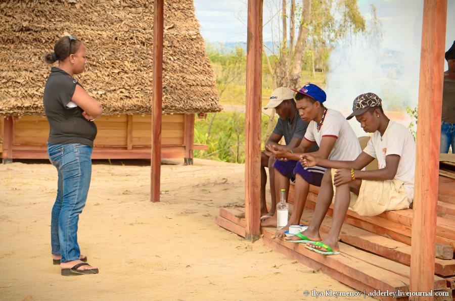 один рядовой день плантатора на Мадагаскаре, фото 30