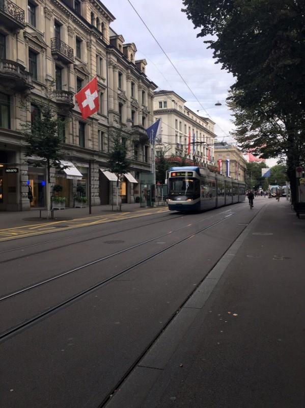 одна пятница банковского работника, город Цюрих, Швейцария, фото 18