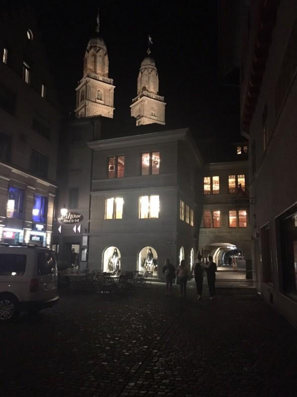 одна пятница банковского работника, город Цюрих, Швейцария, фото 46