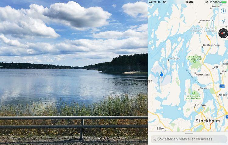 один мой летний шведский день в окрестностях Стокгольма, фото 18