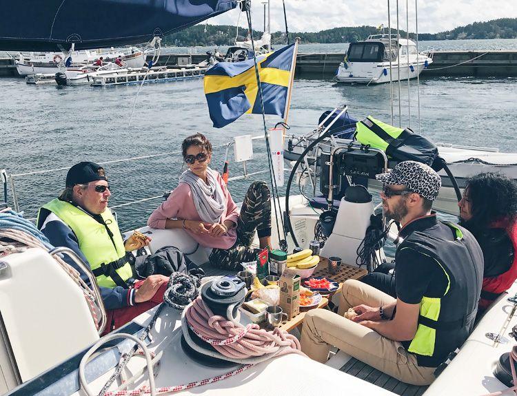 один мой летний шведский день в окрестностях Стокгольма, фото 24