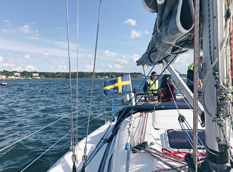 один мой летний шведский день в окрестностях Стокгольма, фото 26