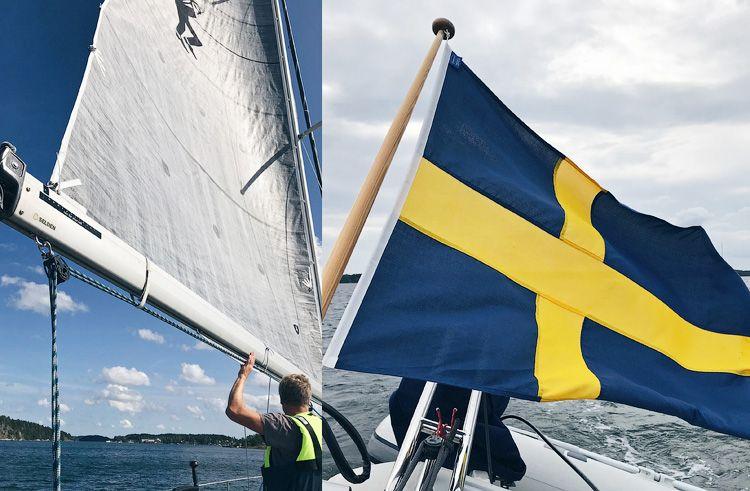 один мой летний шведский день в окрестностях Стокгольма, фото 29