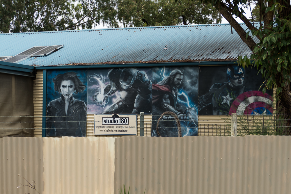 один мой день на пути Шираза в городе Аделаида, штат Южная Австралия, фото 48