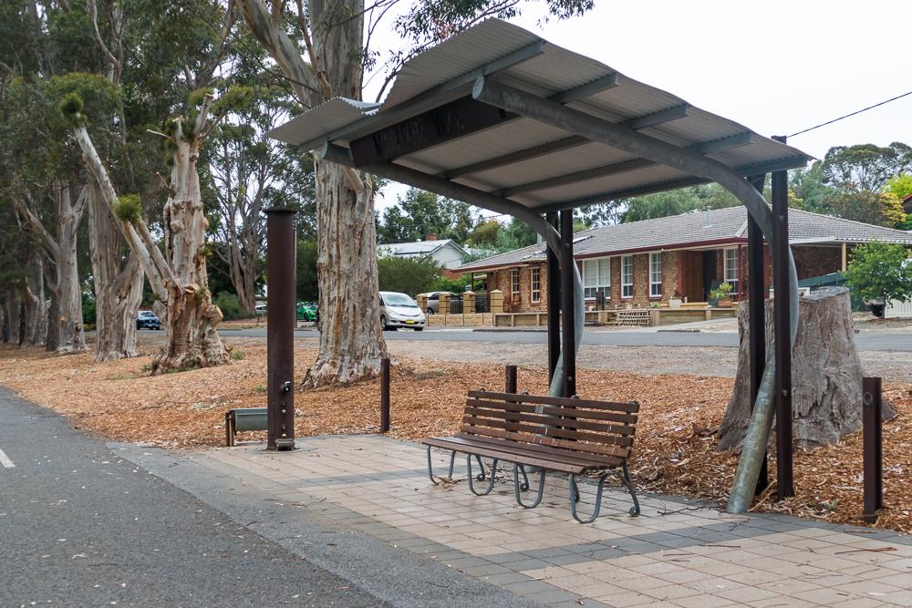 один мой день на пути Шираза в городе Аделаида, штат Южная Австралия, фото 52