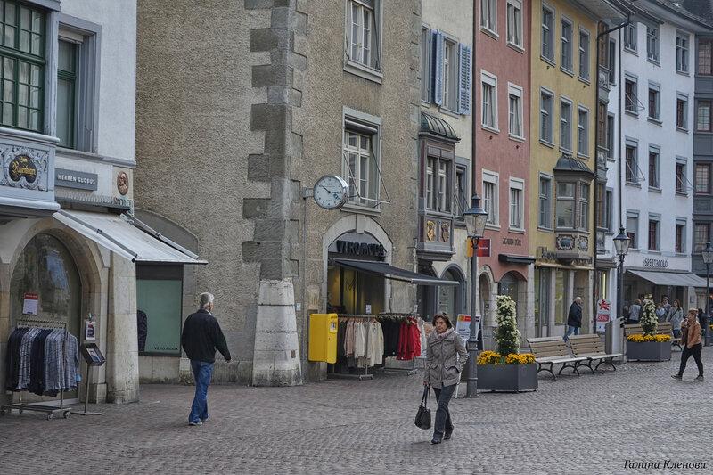 один день преподавателя французского языка в городе Люцерн, Швейцария, фото 16