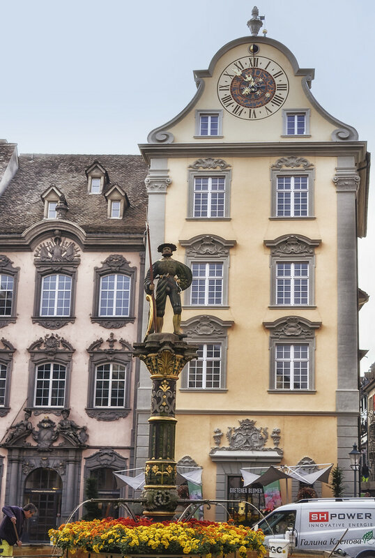 один день преподавателя французского языка в городе Люцерн, Швейцария, фото 17
