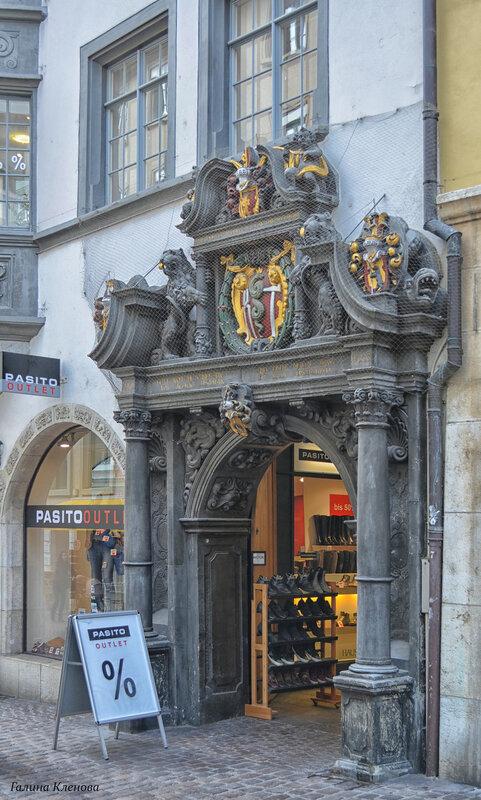 один день преподавателя французского языка в городе Люцерн, Швейцария, фото 20