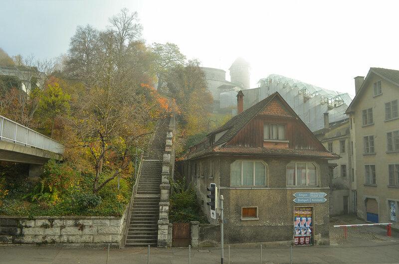 один день преподавателя французского языка в городе Люцерн, Швейцария, фото 22