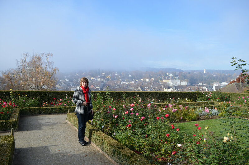 один день преподавателя французского языка в городе Люцерн, Швейцария, фото 24