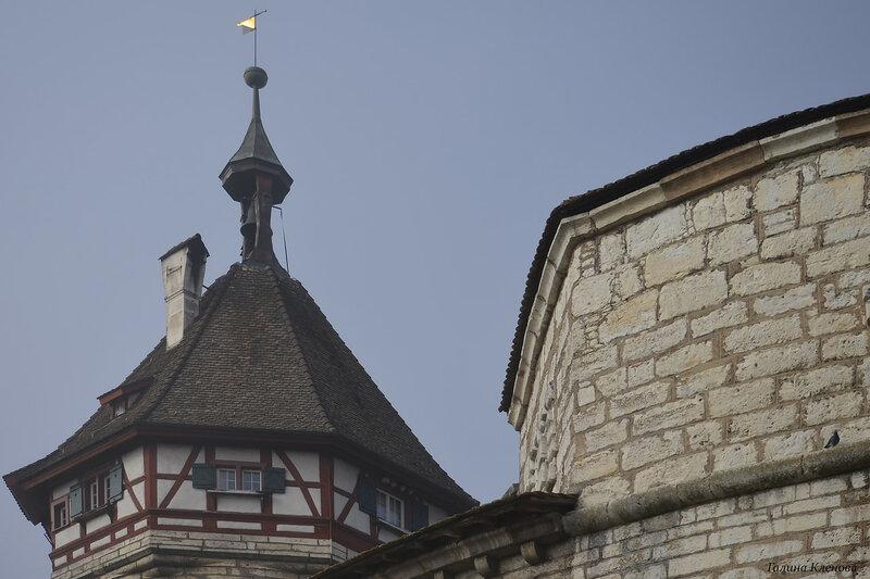 один день преподавателя французского языка в городе Люцерн, Швейцария, фото 26