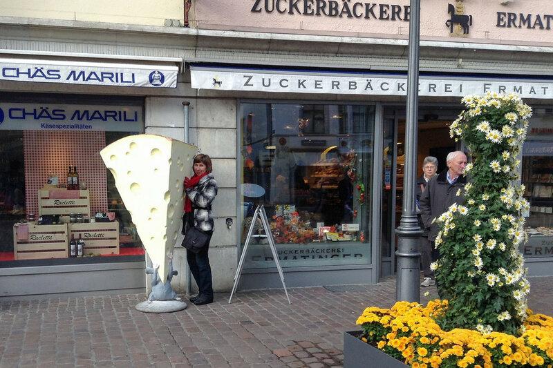 один день преподавателя французского языка в городе Люцерн, Швейцария, фото 33