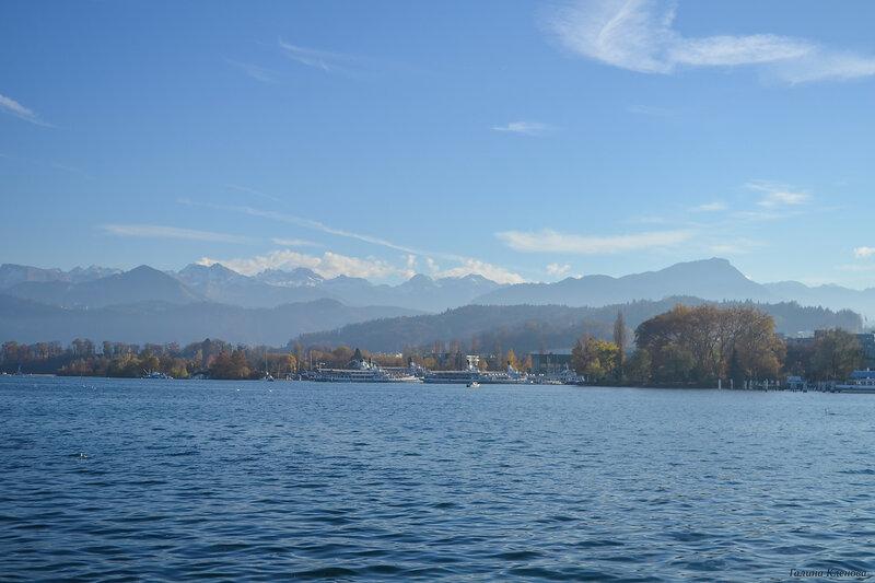 один день преподавателя французского языка в городе Люцерн, Швейцария, фото 46