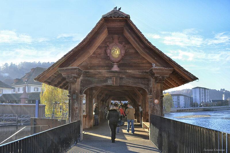 один день преподавателя французского языка в городе Люцерн, Швейцария, фото 57