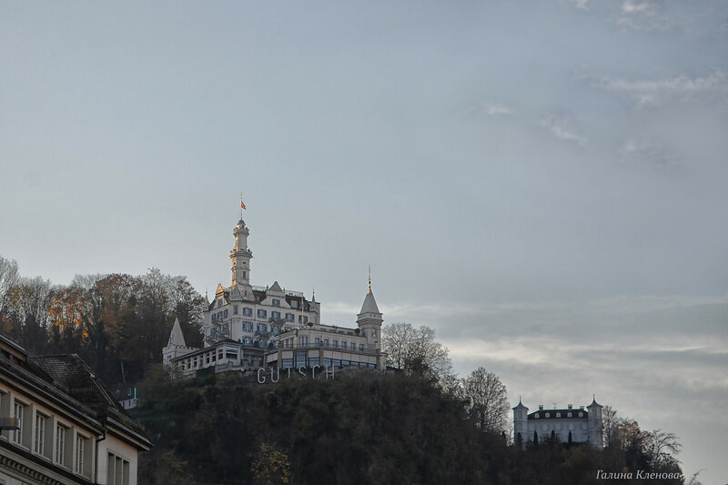 один день преподавателя французского языка в городе Люцерн, Швейцария, фото 59