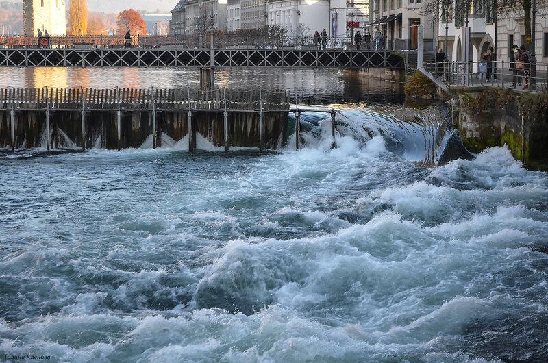 один день преподавателя французского языка в городе Люцерн, Швейцария, фото 60