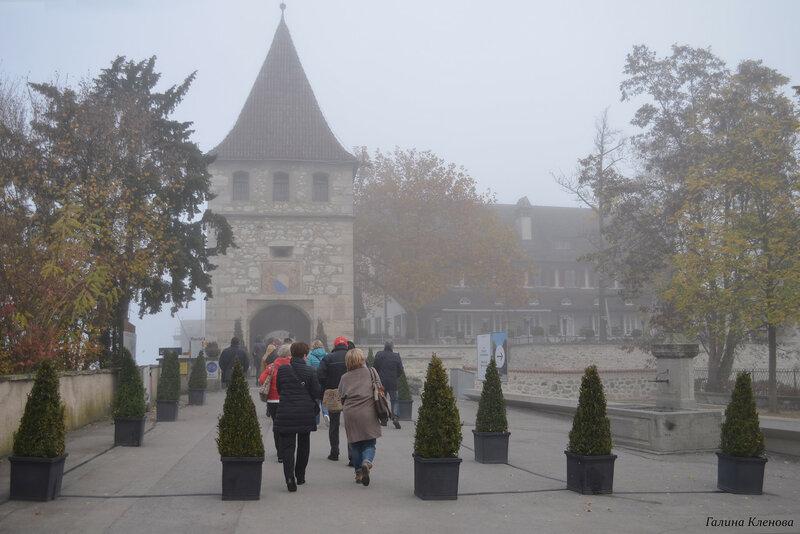 один день преподавателя французского языка в городе Люцерн, Швейцария, фото 8