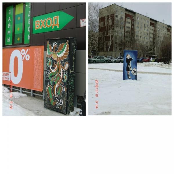 один будний день российской пенсионерки в Сибири, фото 12