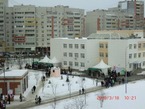 один будний день российской пенсионерки в Сибири, фото 15