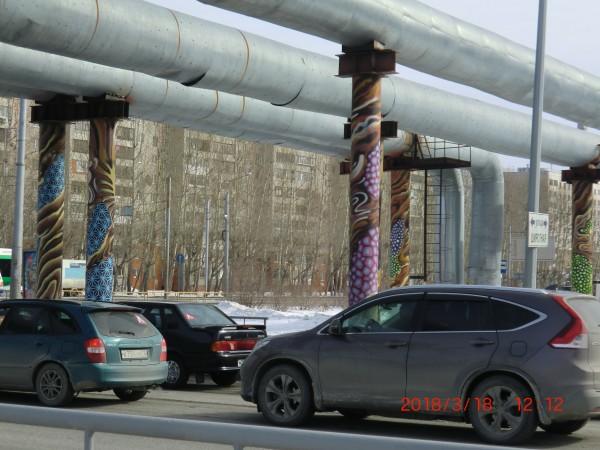 один будний день российской пенсионерки в Сибири, фото 18