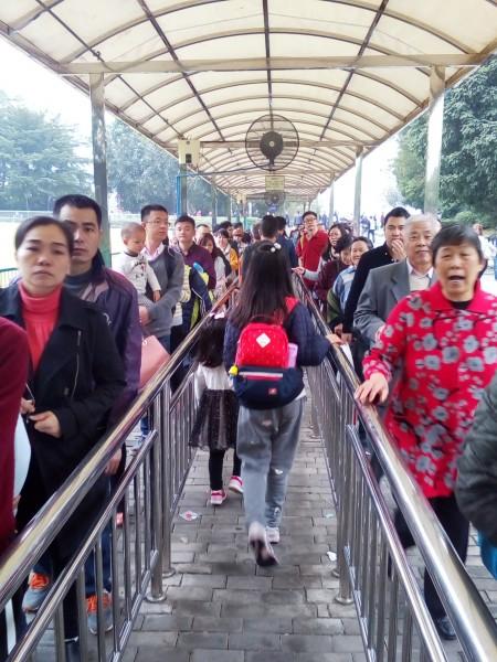 один мой дождливый день в китайском городе Ченду