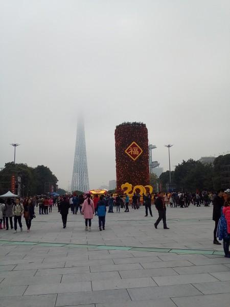 один мой дождливый день в китайском городе Ченду, фото 20