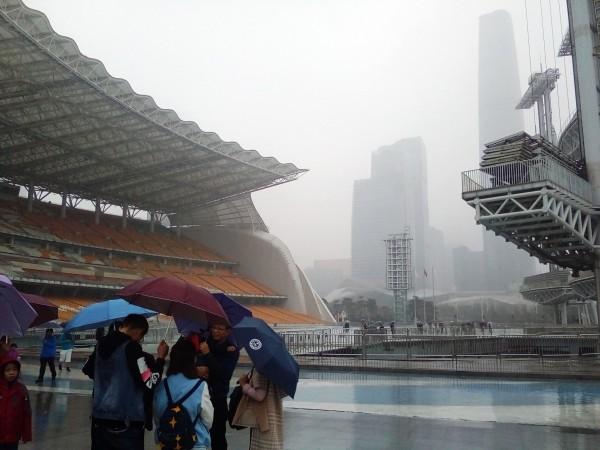 один мой дождливый день в китайском городе Ченду, фото 26