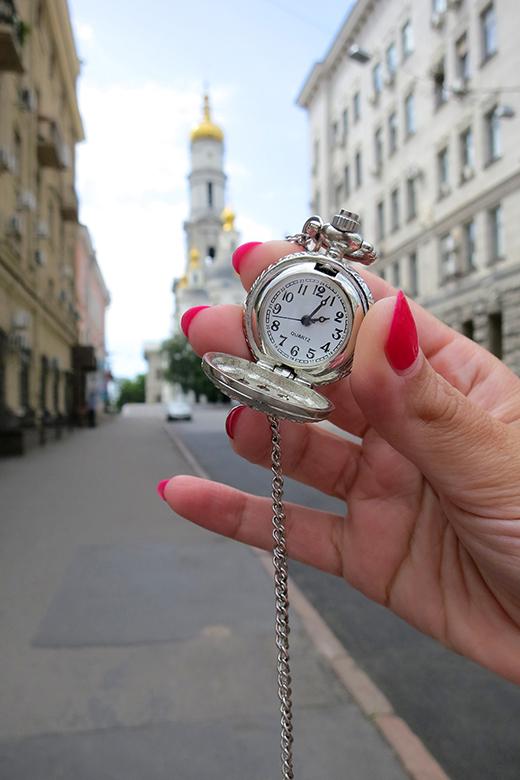 один летний день иллюстратора в городе Харьков, Украина, фото 30