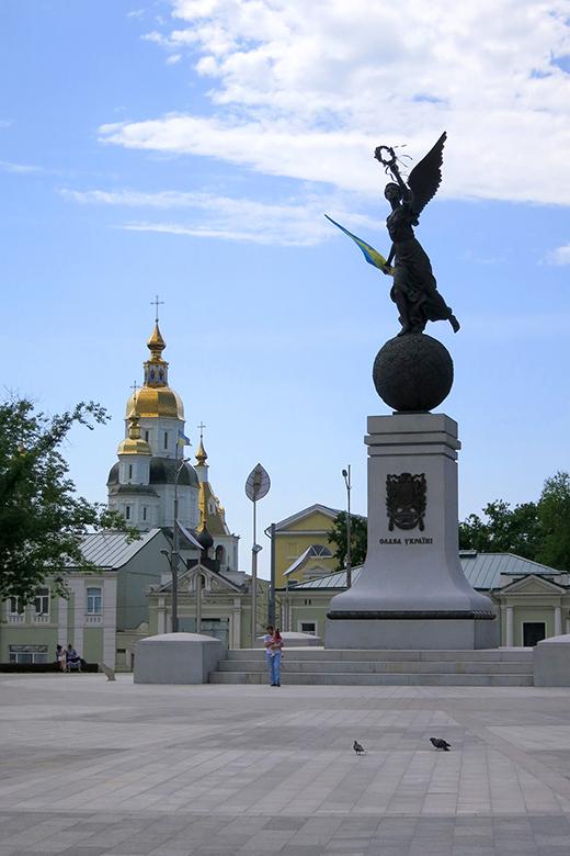 один летний день иллюстратора в городе Харьков, Украина, фото 31