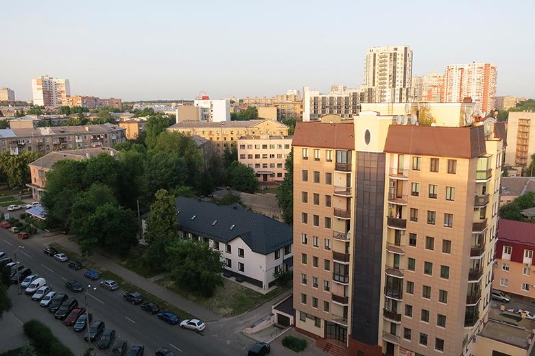 один летний день иллюстратора в городе Харьков, Украина, фото 42