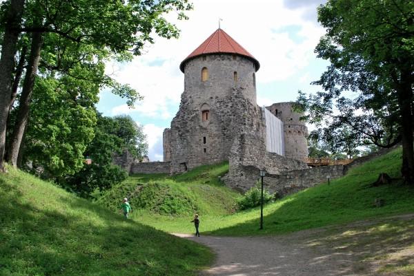 один мой летний день в латвийском городе Цесис, фото 14