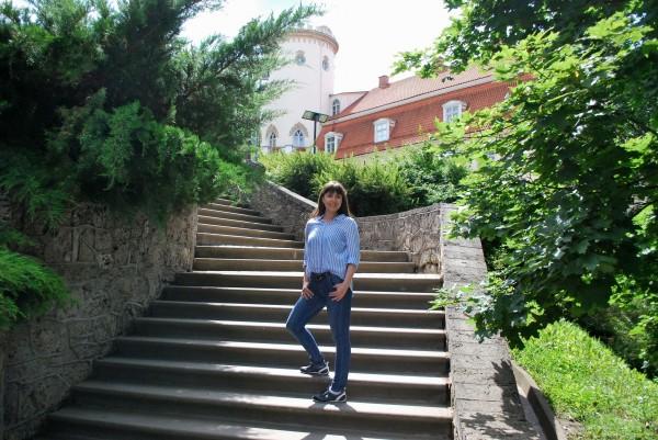 один мой летний день в латвийском городе Цесис, фото 15