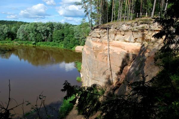 один мой летний день в латвийском городе Цесис, фото 34