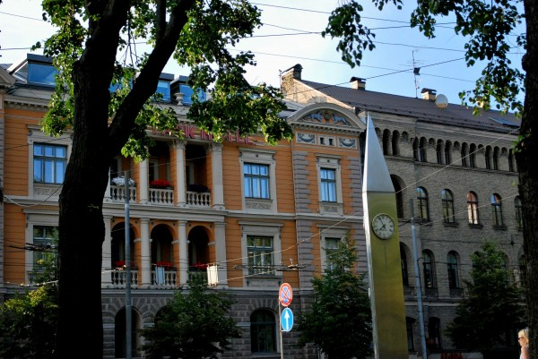 один мой летний день в латвийском городе Цесис, фото 39