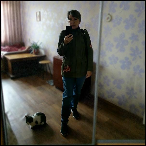 один спонтанный сентябрьский день жительницы Челябинска, фото 6