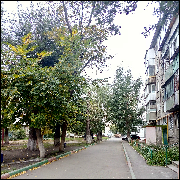 один спонтанный сентябрьский день жительницы Челябинска, фото 7