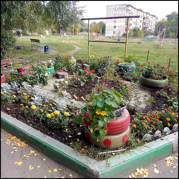 один спонтанный сентябрьский день жительницы Челябинска, фото 8